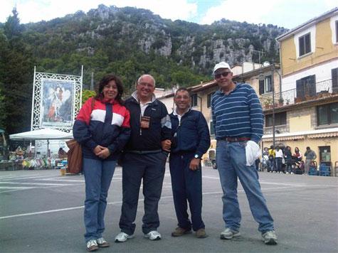 Monti del Cilento 5 maggio 2